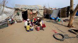 Plus de 32.000 Yéménites déplacés par la guerre en deux