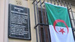 Attentat de 1973-Consulat général d'Algérie à Marseille: Pose d'une plaque