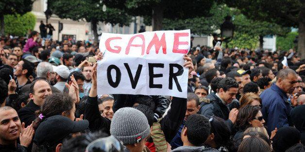 Tunis, 14 janvier: Sept ans de