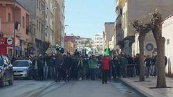 Oujda: Blessés légers et dégâts matériels suite à des affrontements entre supporters de deux