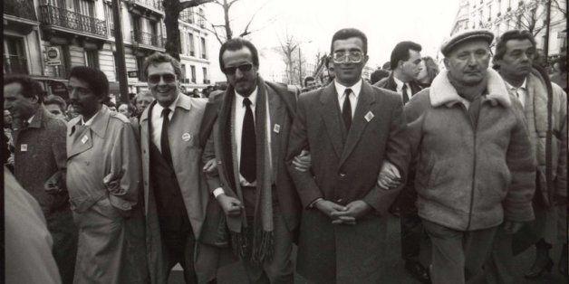 Commémoration de l'assassinat de Abdelhak Benhamouda dimanche 28 janvier à