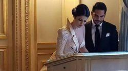 La robe de mariage de Maram Ben Aziza déchaine les réseaux
