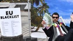 Paradis fiscaux: l'UE retire 8 pays dont le Panama de sa liste