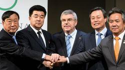Les deux Corées défileront ensemble à la cérémonie d'ouverture des JO