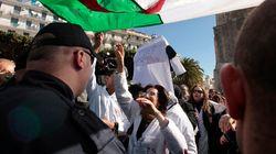Les forces de sécurité empêchent les médecins résidents de rallier leur rassemblement à