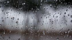 Pluie, grêle et rafales de vent sur les régions côtières et proches côtières