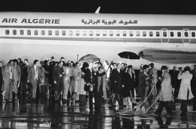 Otages américains à Téhéran: il y a 37 ans, Benyahia, Air Algérie,