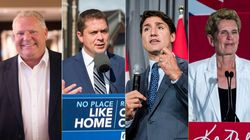 Trudeau Attacks Ford, Scheer Attacks Wynne As Ontario Campaign Ramps