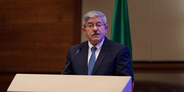 Launch of Alcomsat-1 satellite, in the presence of Prime Minister Ahmed Ouyahia members of the government,...