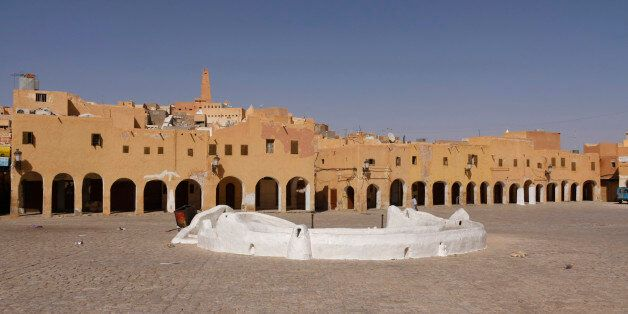 Ghardaïa is the capital city of Ghardaïa Province,