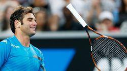 Le tennisman tunisien Malek Jaziri qualifié pour le deuxième tour de l'Open