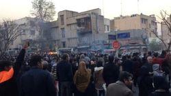 Tensions en Iran: deux personnes tuées lors d'affrontements à