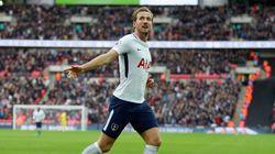 Angleterre: Harry Kane finit meilleur buteur de 2017 devant Lionel Messi avec 56 buts, club et