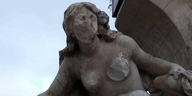 Fontaine Ain El Fouara: l'auteur de l'acte de vandalisme en détention provisoire, début de la restauration...