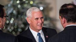 Le vice-président américain reporte son voyage au