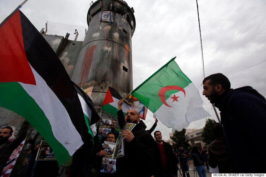 Algérie: L'année 2017 en