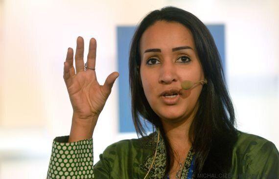 La française d'origine tunisienne Henda Ayari parmi les 11 femmes les plus puissantes du monde d'après...