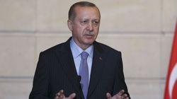 Erdogan n'a pas du tout apprécié les questions de ces journalistes