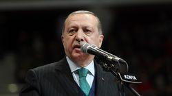 Erdogan espère ouvrir une ambassade de Turquie à