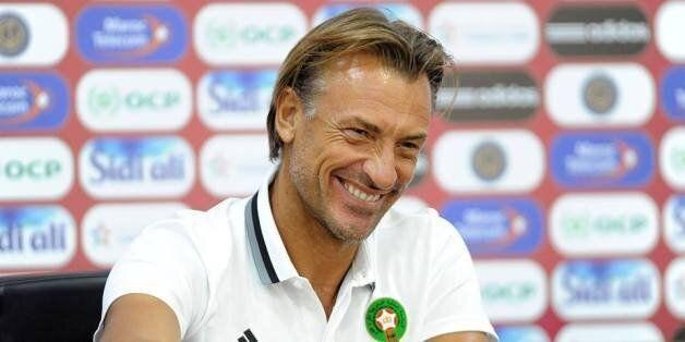Hervé Renard nominé pour le prix du meilleur entraîneur d'une équipe
