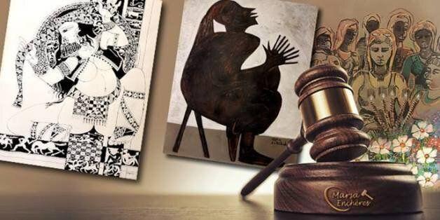 Une première vente aux enchères d'art contemporain en Tunisie proposée par
