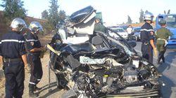 Accidents de la circulation: 32 morts et 858 blessés en une