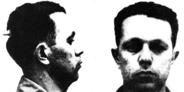 Police record file on Abane Ramdane, political leader of the Revolution, 1954-1962, France - Algerian...