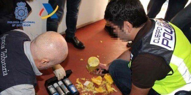 Ce trafiquant d'origine marocaine cachait de la cocaïne... dans des