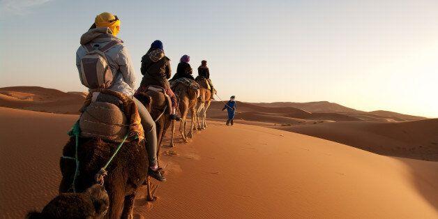 Merzouga: La wilaya dément l'attaque avortée d'un camp de touristes dans le