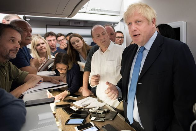 Boris Johnson Breaks Silence Over Controversial Conflict Of Interest Claims