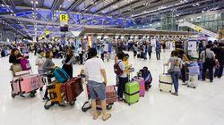 Une famille du Zimbabwe bloquée depuis deux mois à l'aéroport de