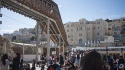 Israël donnera le nom de Donald Trump à la station de train près du mur des