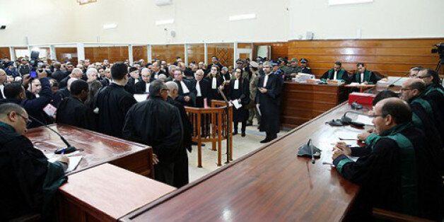 Procès de Gdim Izik: 20 ans de prison ferme par contumace à l'encontre de Mohamed El