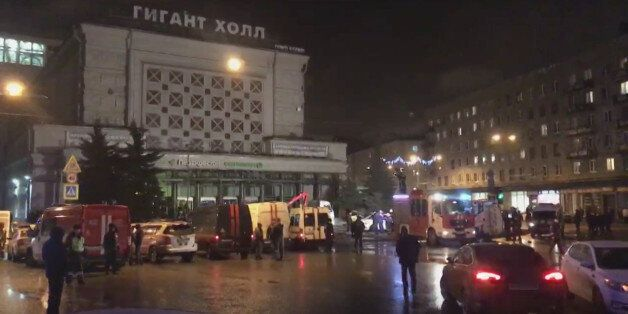 Plusieurs blessés dans une explosion en