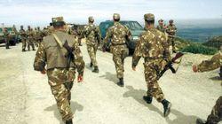 Découverte et destruction de neuf casemates pour terroristes à