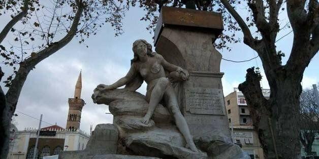 Statue de Ain El Fouara vandalisée: un acte