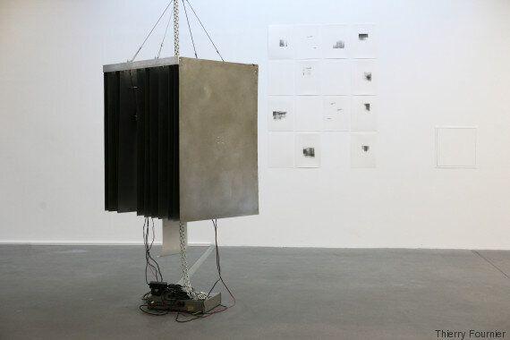 Le plasticien Ali Tnani explore la trace
