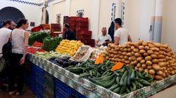 La sécurité alimentaire en Tunisie est menacée, selon l'Institut Tunisien des Études