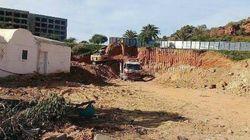 La colline de Sidi Bou Said, site naturel classé, risque d'être détruite: La société civile se