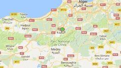 Tremblement de terre à Blida: pas de victimes ni dégâts