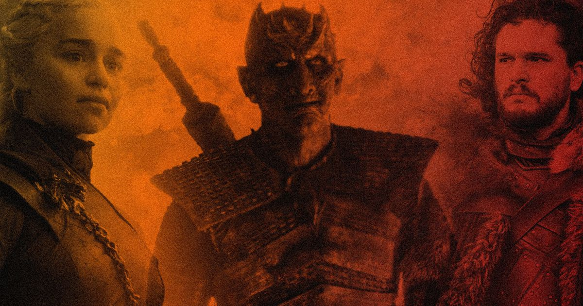 The Final Season Of 'Game Of Thrones' Was A Song Of Hype And Ire