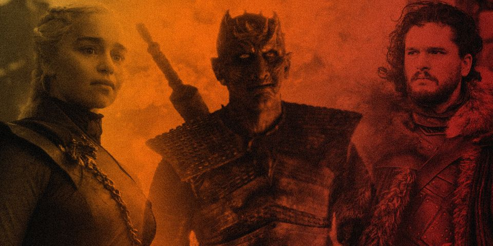 The Final Season Of 'Game Of Thrones' Was A Song Of Hype And