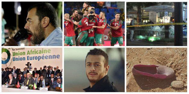 L'année 2017 au Maroc de A à