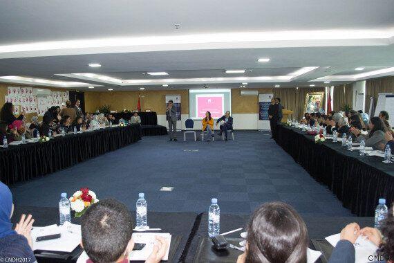 Des enfants de diverses régions du Maroc se sont concertés à Rabat pour faire valoir leur
