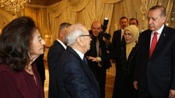 La visite officielle d'Erdogan en Tunisie en