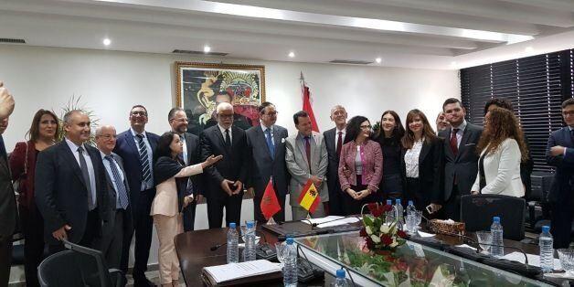 Le Maroc et l'Espagne signent un accord de partenariat public-privé pour développer l'économie