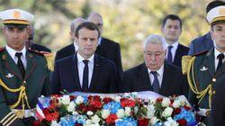 Algérie: Macron