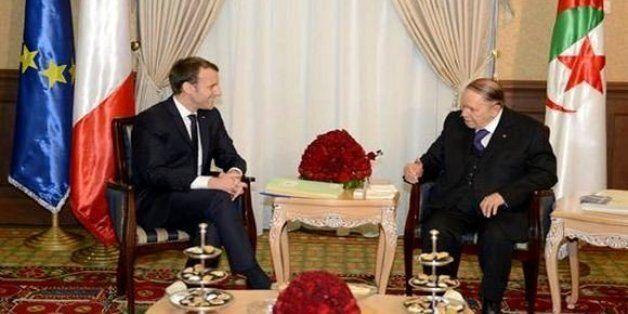 Le président Bouteflika reçoit son homologue