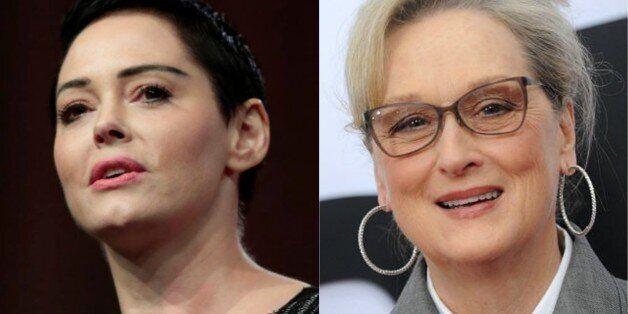 Rose McGowan s'en prend à Meryl Streep et dénonce son