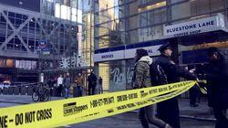 New York : explosion à Port Authority, la gare routière de Times